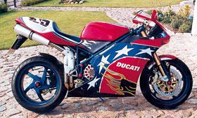 Ducati 998 Bostrom-Replica (Mod. 2002)