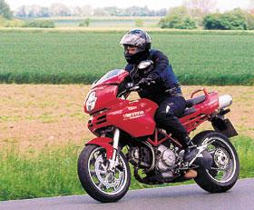 Ducati Multistrada DS 1000