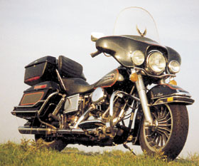FLH Electra Glide Classic