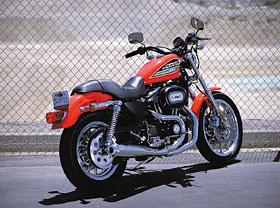 Harley-Davidson XL 883 R