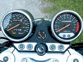 Hyosung GT 650