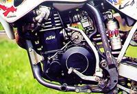 KTM LC4 400 SC