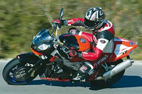 Aprilia Tuono 1000 R (Mod. 2006)