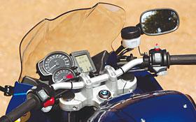F 800 Cockpit