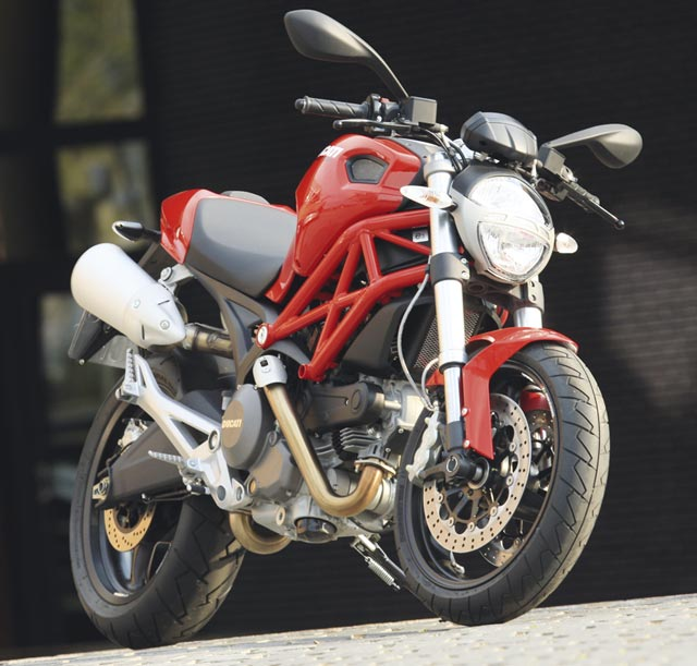 Ducati Monster 696 Modell 2010