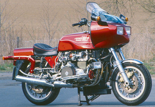 Muench Titan 2000