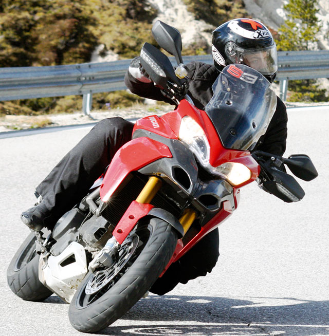 Ducati Multistrada MTS 1200 S 2010