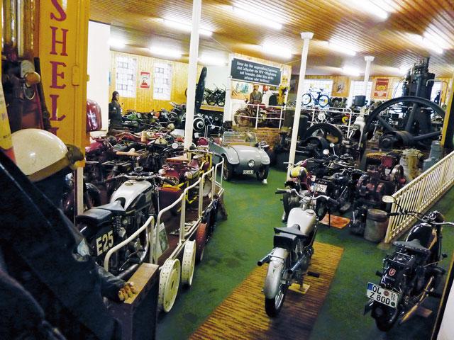 Motorradmuseum Fritz Bleckwehl