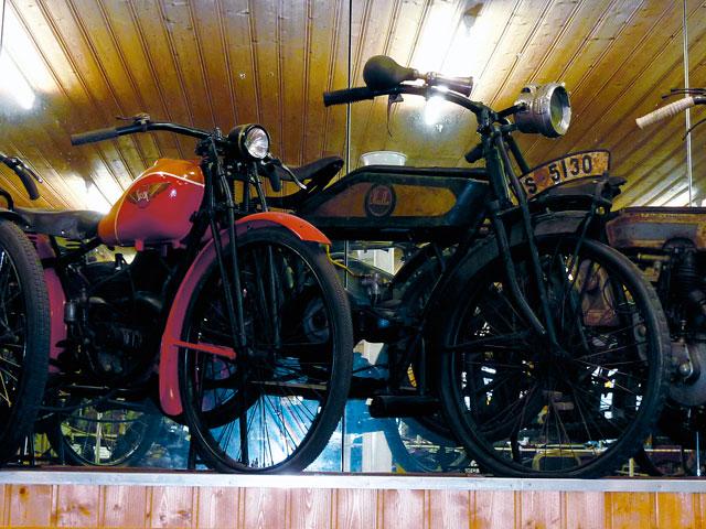 Motorradmuseum Fritz Bleckwehl - Hulla