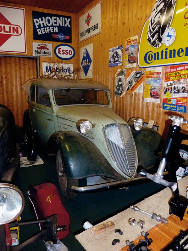 Motorradmuseum Fritz Bleckwehl - PKW