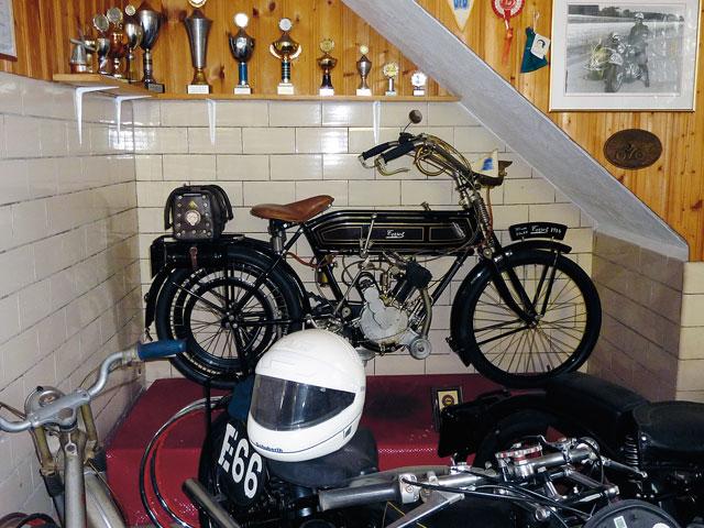 Motorradmuseum Fritz Bleckwehl - Terrot