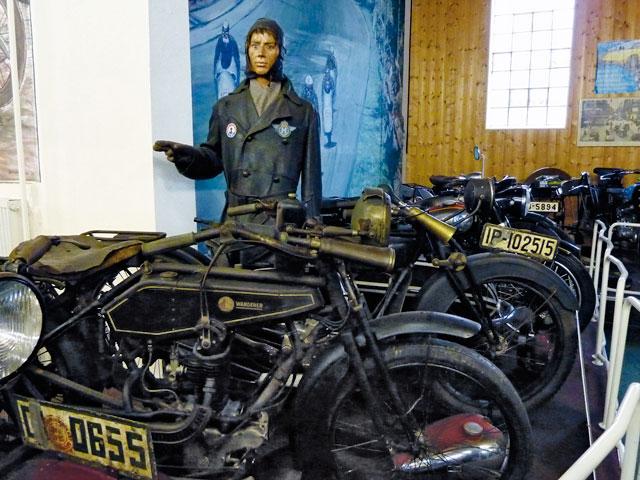 Motorradmuseum Fritz Bleckwehl - Wanderer
