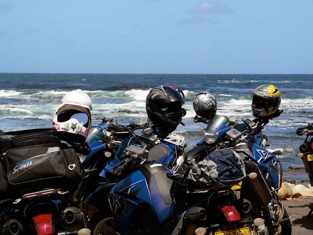 Südafrika mit Graveltravel / Meer