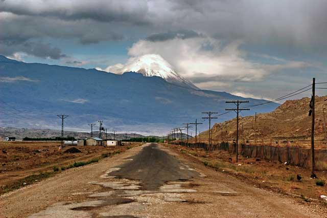 Motorradreise_Indien Ararat