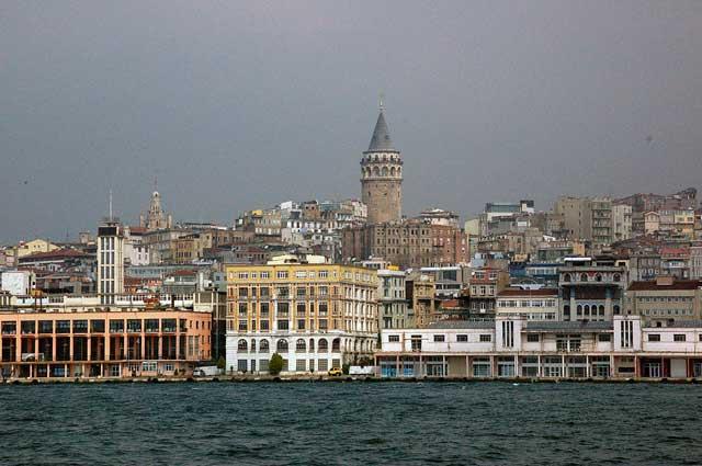 Motorradreise_Indien Istanbul
