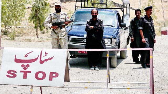 Belutschistan_Militaerposten