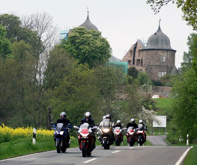Tour-Sababurg