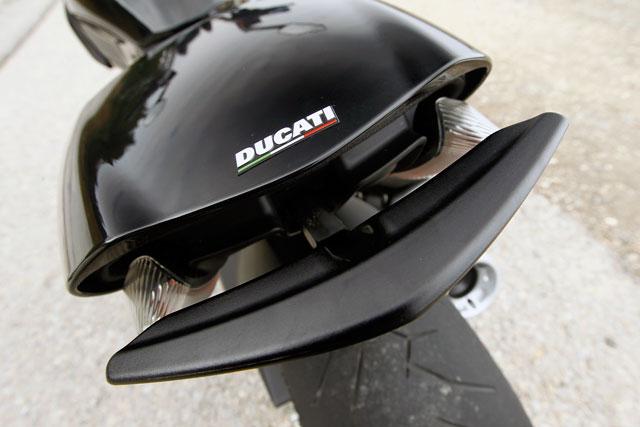 Ducati Diavel Haltegriff