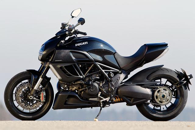 Ducati Diavel Modell 2011