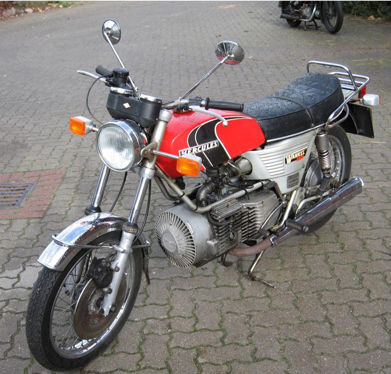 Oldtimer - Hercules W 2000