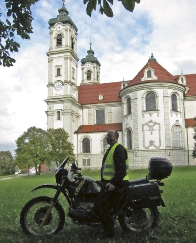 Klosterkirche Ottobeuren
