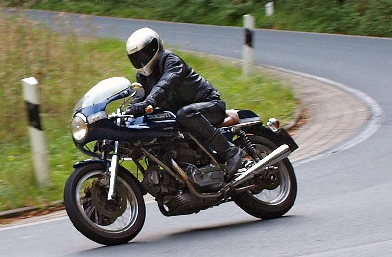 Ducati 900 SS Königswelle