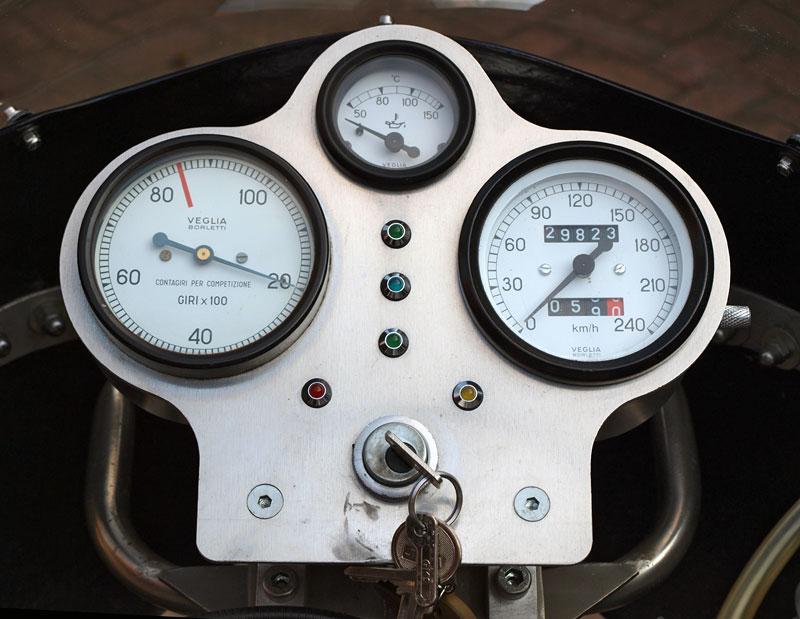 Ducati 900 SS Königswelle Veglia