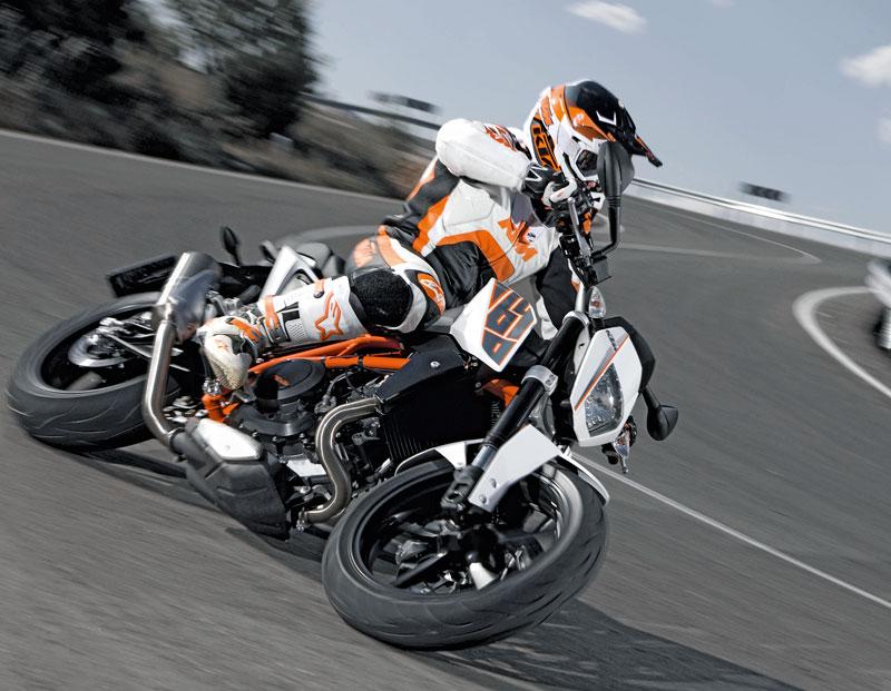 KTM 690 Duke Modell 2012