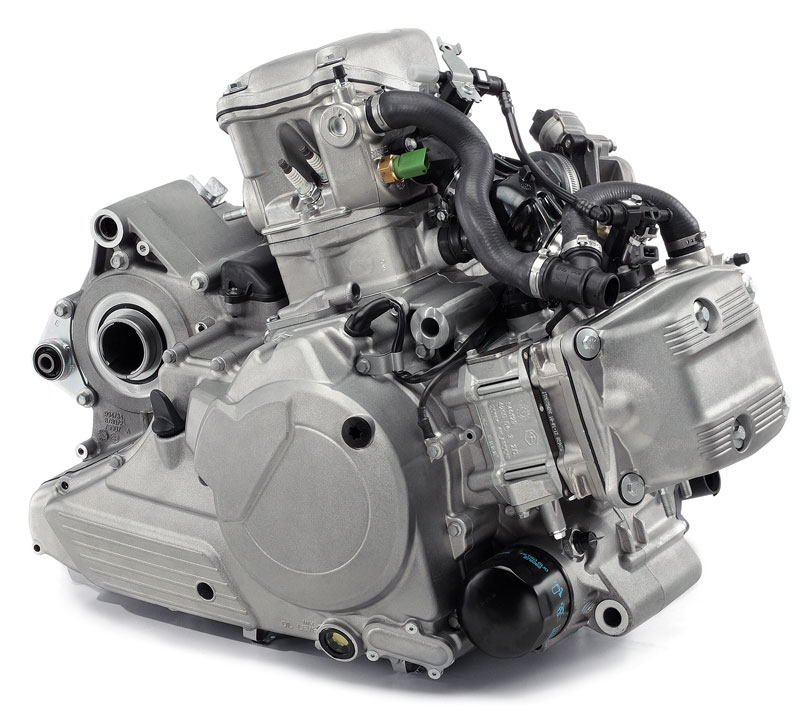 Aprilia SRV 850 Motor