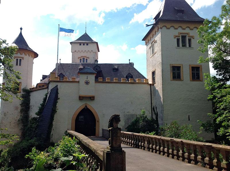 Schloss Stauffenberg