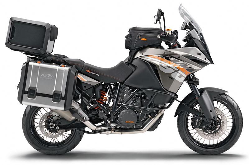 KTM 1190 Adventure Vollausstattung