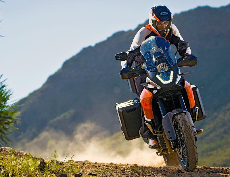 KTM 1190 Adventure offroad