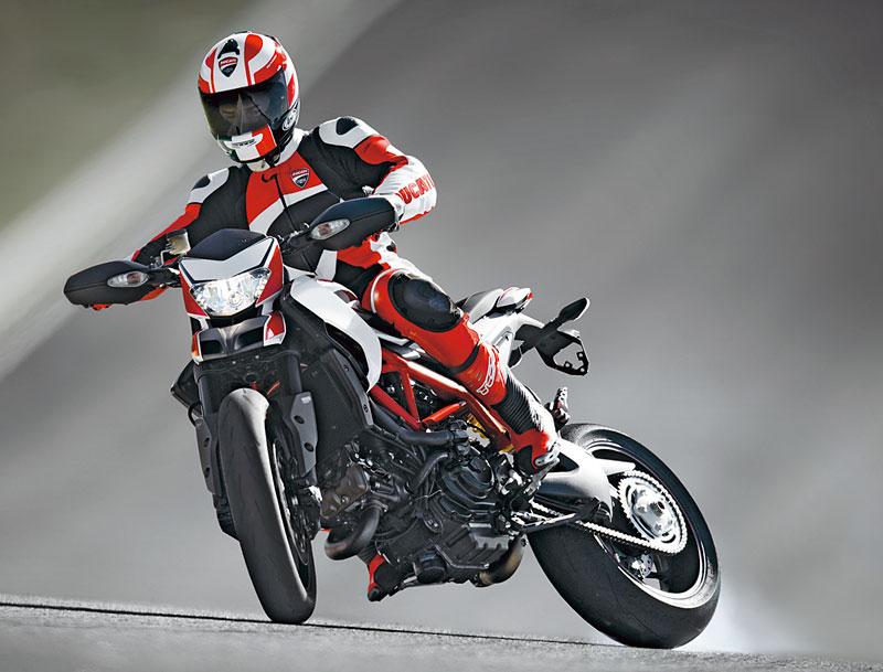 Ducati Hypermotorad 821