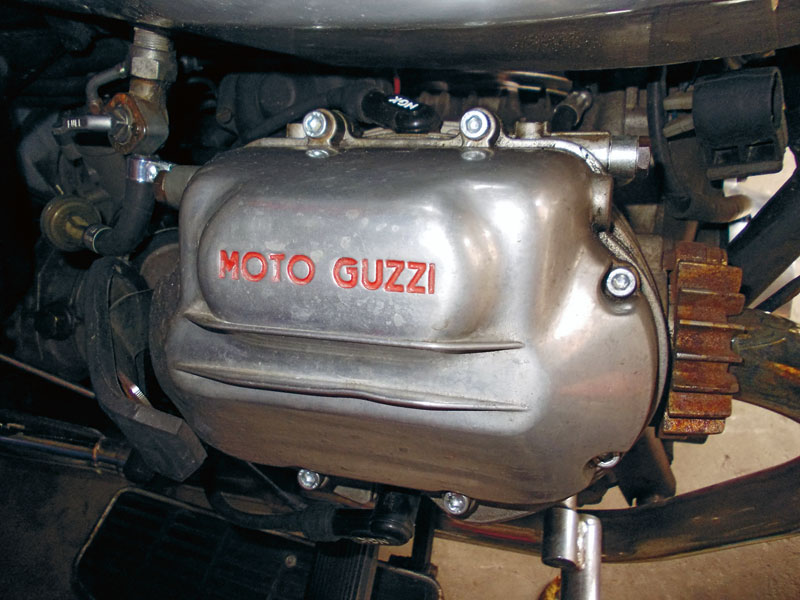 Moto Guzzi V1000 G5 Doppelzündung