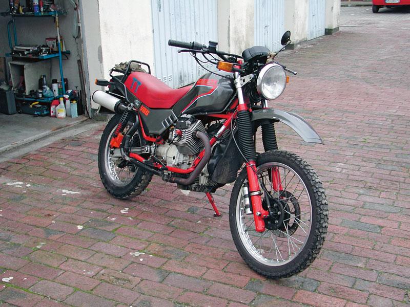 Moto Guzzi V65TT
