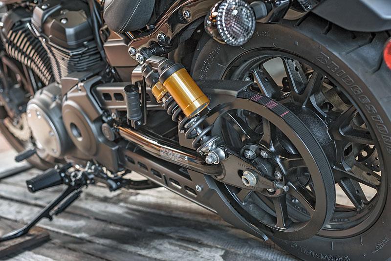 Yamaha XV 950 R Zahnriemen