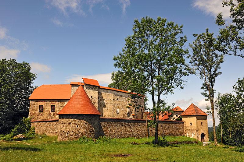 Burg Piberstein, Bollwerk gegen die drohende Türkengefahr (im 16. Jahrhundert.)