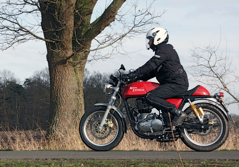 Royal Enfield Continental links