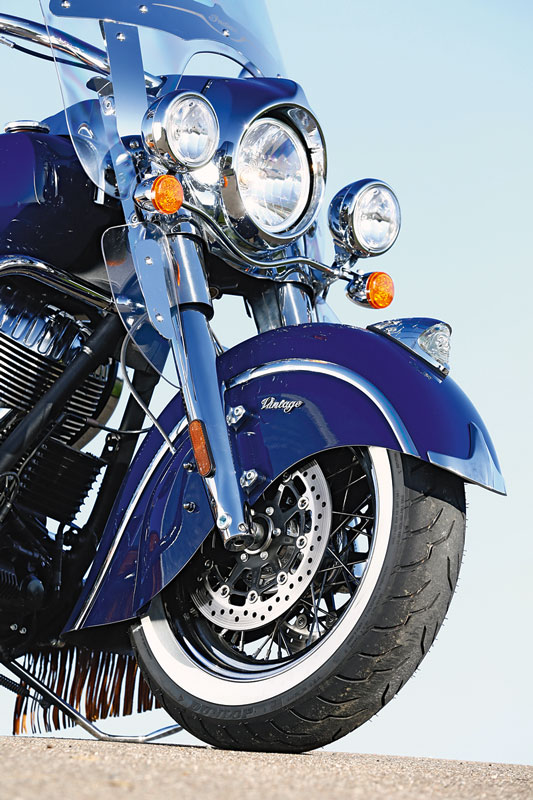 Indian Chief Vintage Front