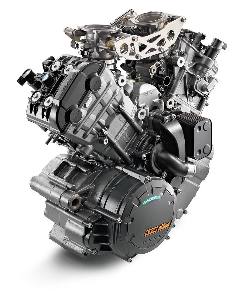 KTM 1290 Super Duke Motor