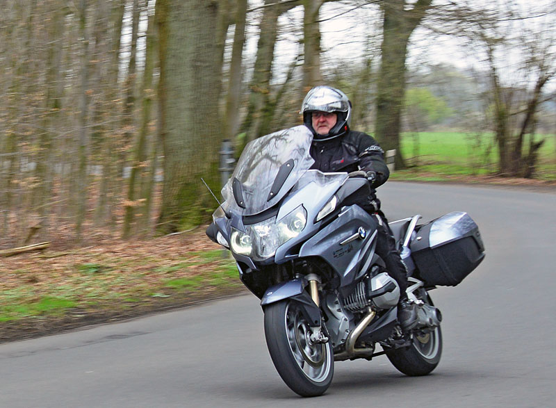 BMW R 1200 RT Front