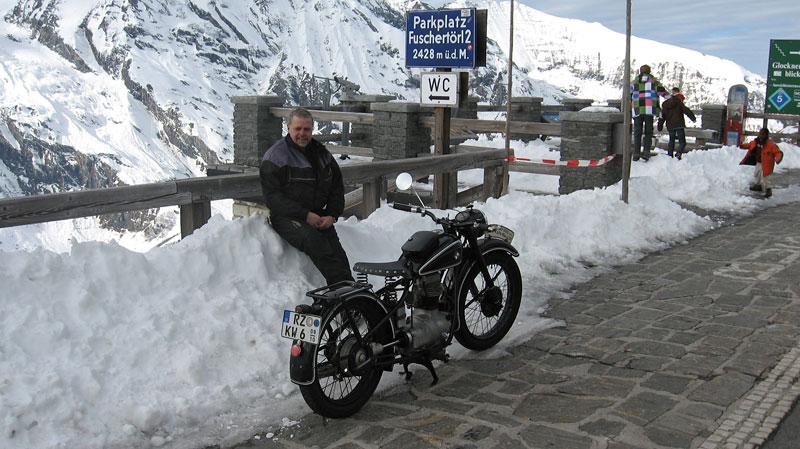 BMW R 20 Alpentour