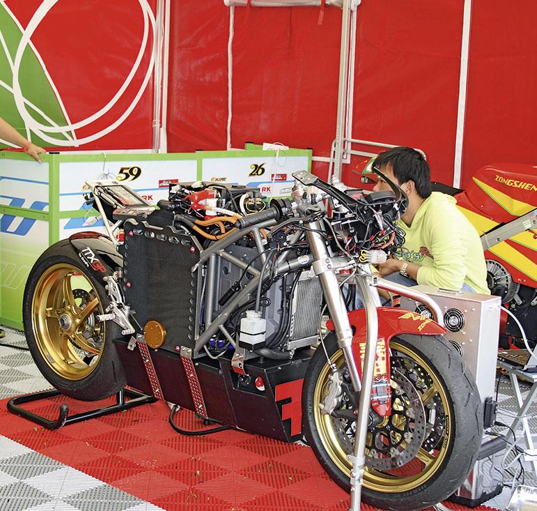 Zongshen-Racing