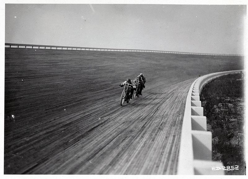 BOARD TRACK RENNEN 1928