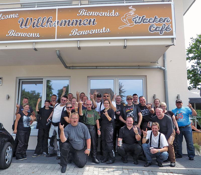 Wacken Café