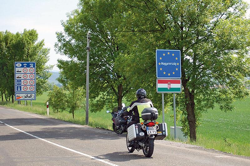 Einreise nach Ungarn