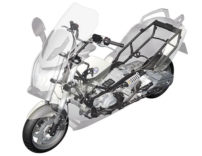 Rahmen-BMW-C600