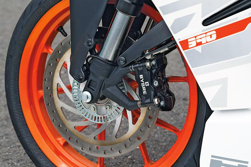 KTM-RC-390-Bremse