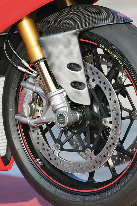 Ducati 1299 Panigale Bremse