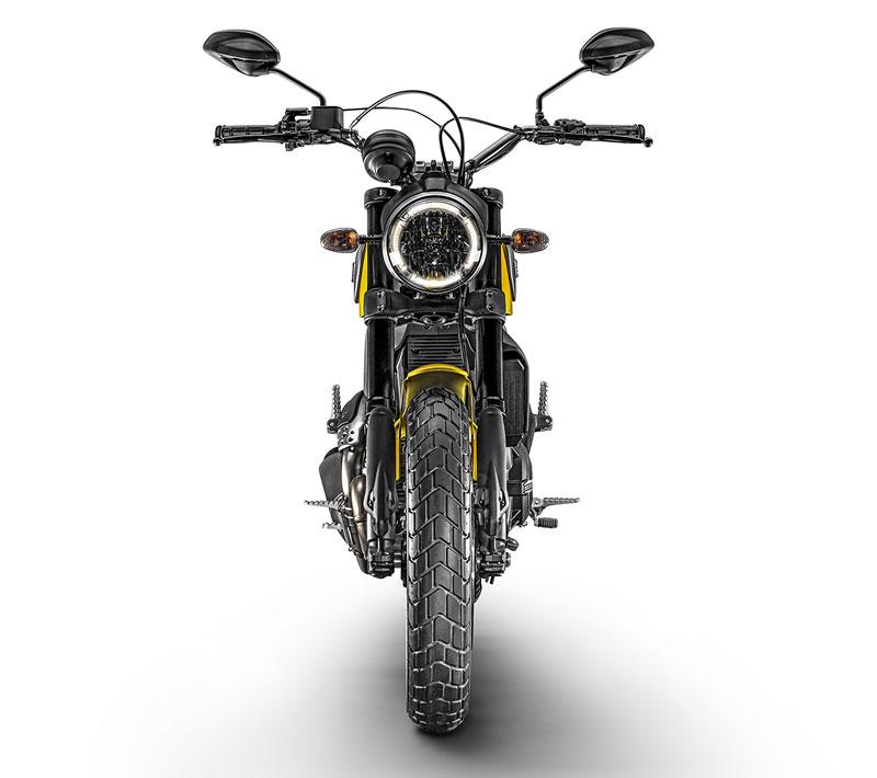 Ducati Scrambler Front